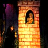 """Into The Woods,"" Ruppunzel and Witch at the Tower"